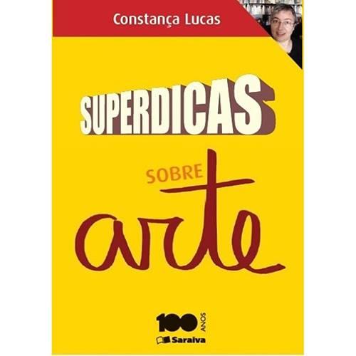 Livro - Superdicas de Arte