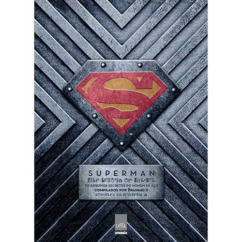 Livro - Superman: os Arquivos Secretos do Homem de Aço