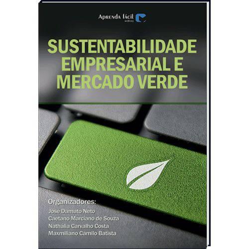 Livro Sustentabilidade Empresarial e Mercado Verde