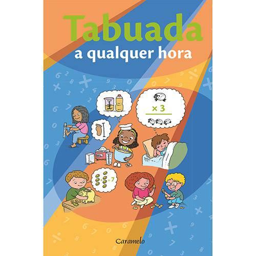 Livro - Tabuada a Qualquer Hora