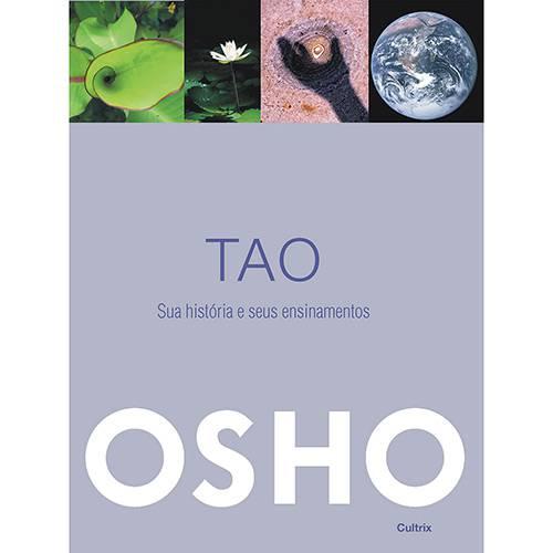 Livro - Tao: Sua História e Seus Ensinamentos
