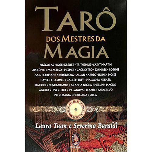 Livro - Tarô dos Mestres da Magia