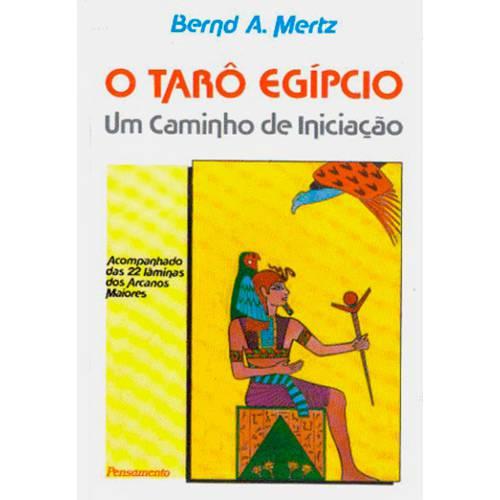 Livro - Taro Egipcio, o