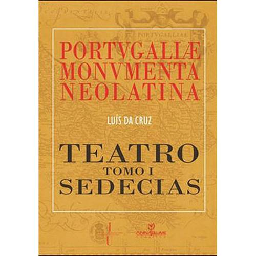 Livro - Teatro: Sedecias - Tomo I