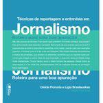 Livro - Técnicas de Reportagem e Entrevista