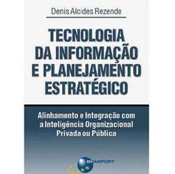 Livro - Tecnologia da Informação e Planejamento Estratégico
