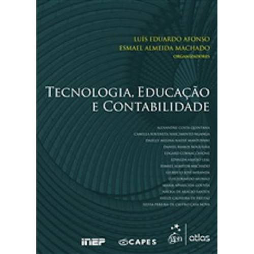 Livro - Tecnologia, Educação e Contabilidade