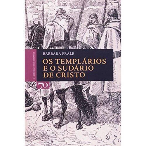 Livro - Templarios e o Sudario de Cristo,Os