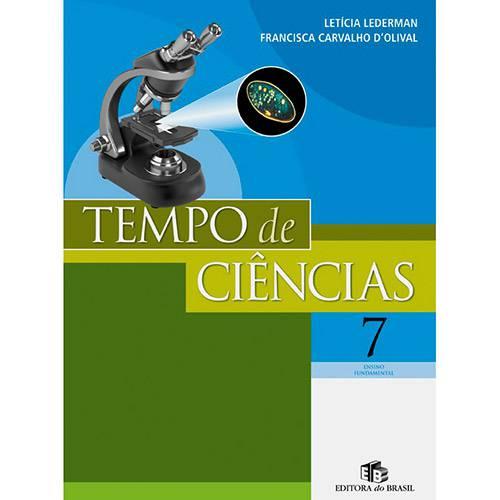 Livro - Tempo de Ciências 7 - Ensino Fundamental