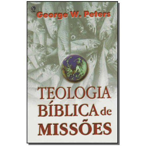 Livro - Teologia Biblica de Missoes
