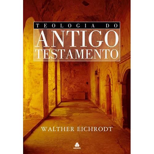 Livro - Teologia do Antigo Testamento