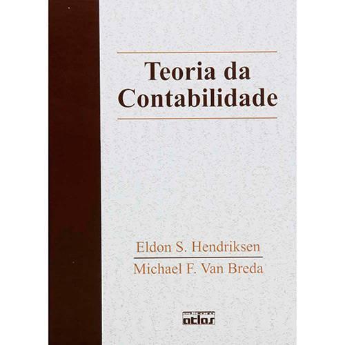 Livro - Teoria da Contabilidade