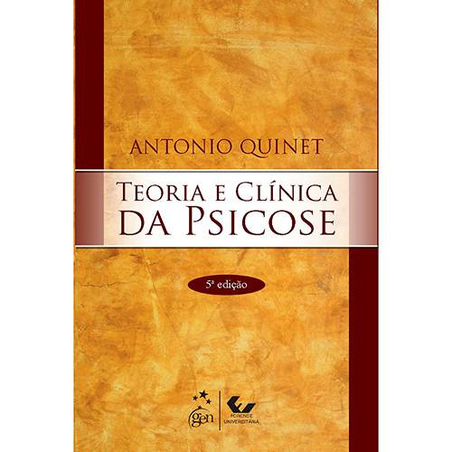 Livro - Teoria e Clínica da Psicose