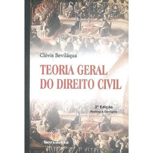 Livro - Teoria Geral do Direito Civil