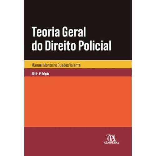 Livro - Teoria Geral do Direito Policial
