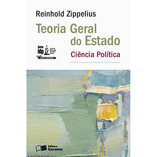 Livro - Teoria Geral do Estado: Ciência Política
