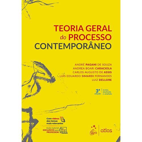 Livro - Teoria Geral do Processo Contemporâneo