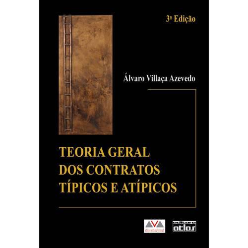 Livro - Teoria Geral dos Contratos Típicos e Atípicos