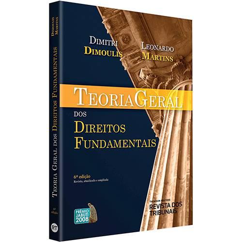 Livro - Teoria Geral dos Direito Fundamentais