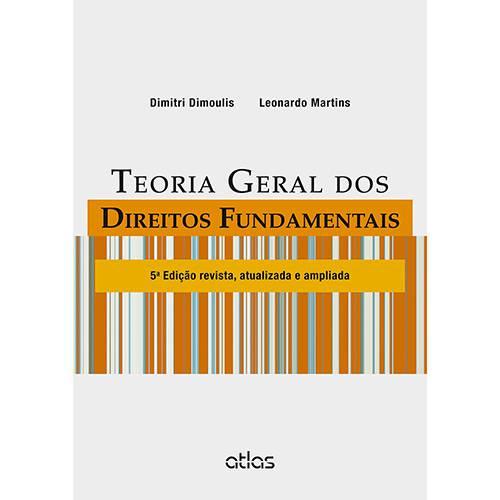 Livro - Teoria Geral dos Direitos Fundamentais