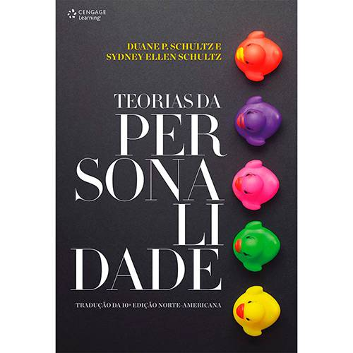 Livro - Teorias da Personalidade (Tradução da 10ª Edição Norte-americana)