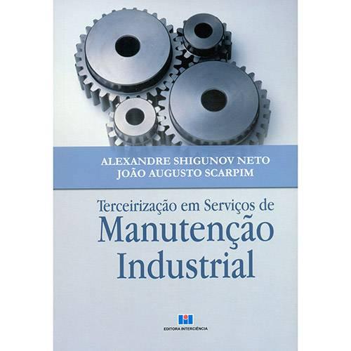 Livro - Terceirização em Serviços de Manutenção Industrial