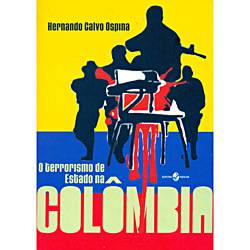 Livro - Terrorismo de Estado na Colômbia, o