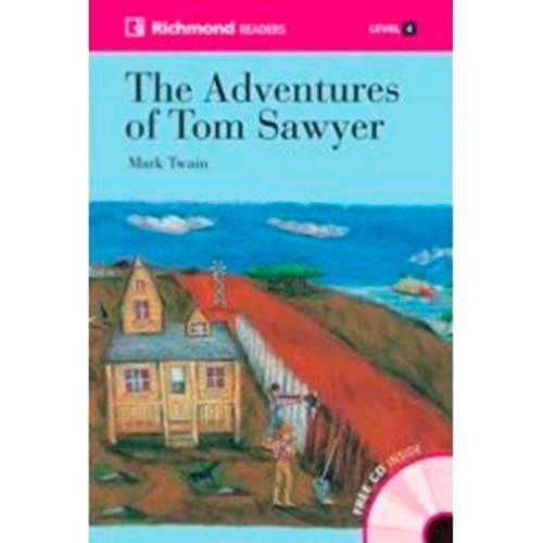 Livro - The Adventures Of Tom Sawyer - Richmond Readers - Level 4