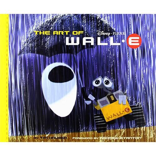 Livro - The Art Of Wall.E