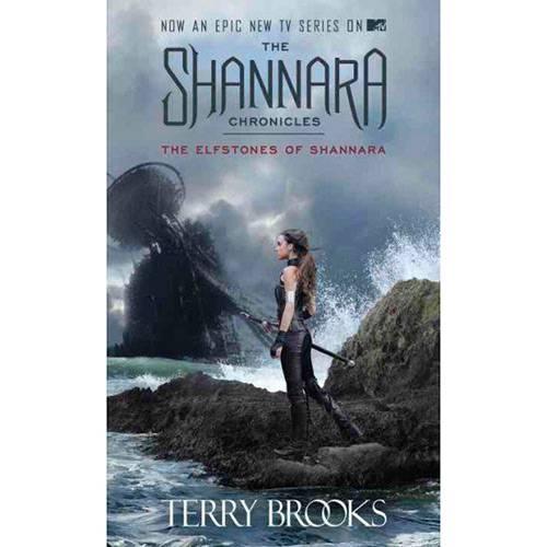 Livro - The Elfstones Of Shannara