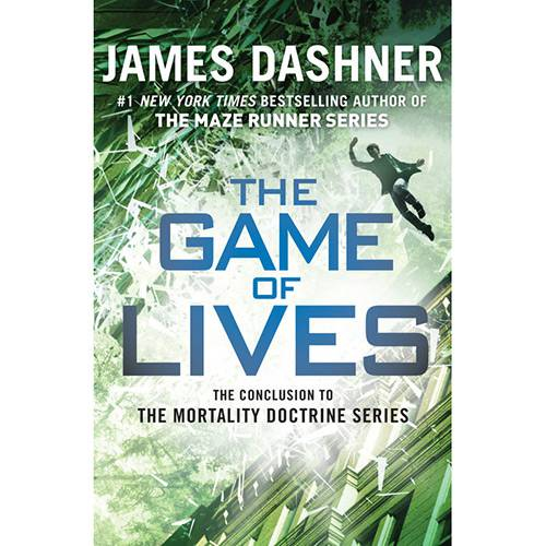 Livro - The Game Of Lives: The Mortality Doctrine Series