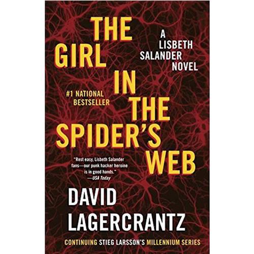 Livro - The Girl In The Spider's Web: a Lisbeth Salander Novel, Continuing Stieg Larsson's Millennium Series