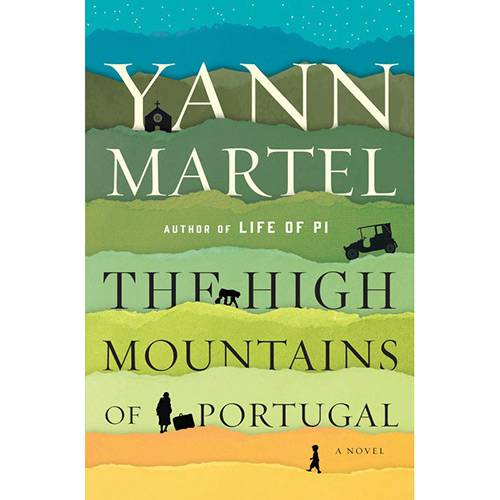 Livro - The High Mountains Of Portugal: a Novel