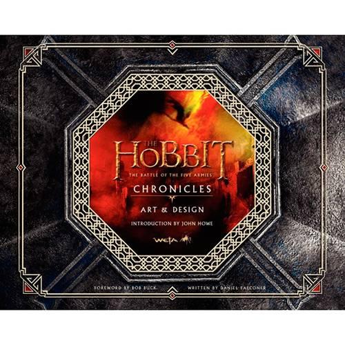 Livro - The Hobbit: The Battle Of The Five Armies Chronicles (Art & Design (inglês) Capa Dura)
