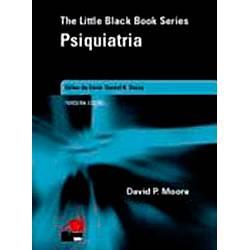Livro - The Little Black Book Series Psiquiatria