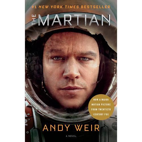 Livro - The Martian (Movie Tie In)