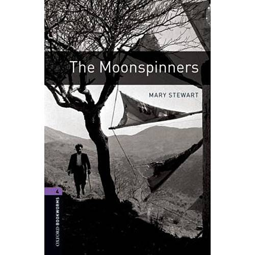 Livro - The Moonspinners - Level 4