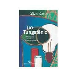 Livro - Tio Tungstenio