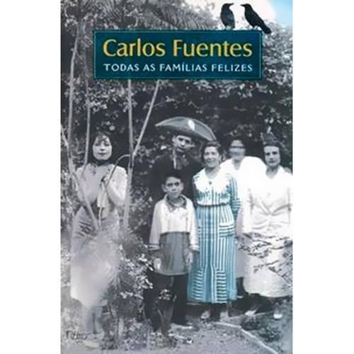 Livro - Todas as Famílias Felizes