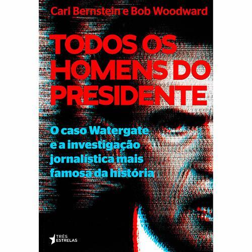Livro - Todos os Homens do Presidente
