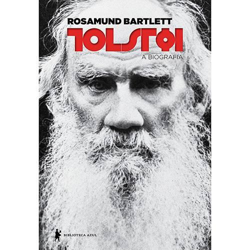 Livro - Tolstói a Biografia