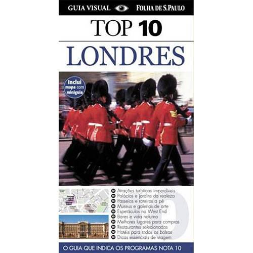 Livro - Top 10 - Londres
