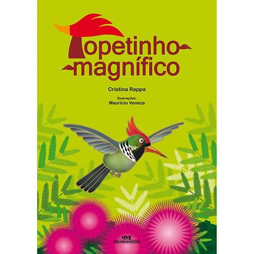 Livro - Topetinho-magnífico