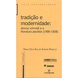 Livro - Tradição e Modernidade: Afonso Schimidt e a Literatura Paulista ( 1906-1928 )