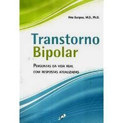 Livro - Transtorno Bipolar - Perguntas da Vida Real com Respostas Atualizadas