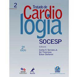 Livro - Tratado de Cardiologia Socesp - 2 Volumes