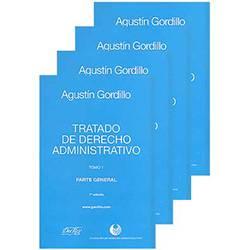 Livro - Tratado de Derecho Administrativo: Parte General - Tomo 1