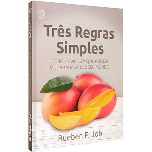 Livro - Três Regras Simples