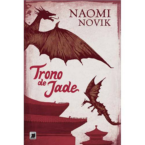Livro - Trono de Jade, o