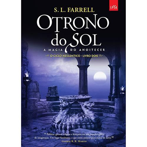Livro - Trono do Sol: a Magia do Anoitecer - Vol. 2